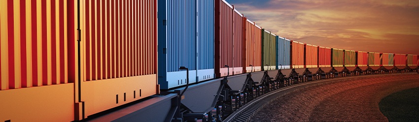 Schienenverkehr Messe Elmia Nordic Rail